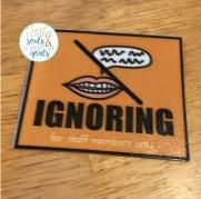 ignoring .jpg